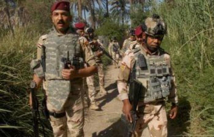 مقتل 4 جنود عراقيين بتفجير شمالى بغداد