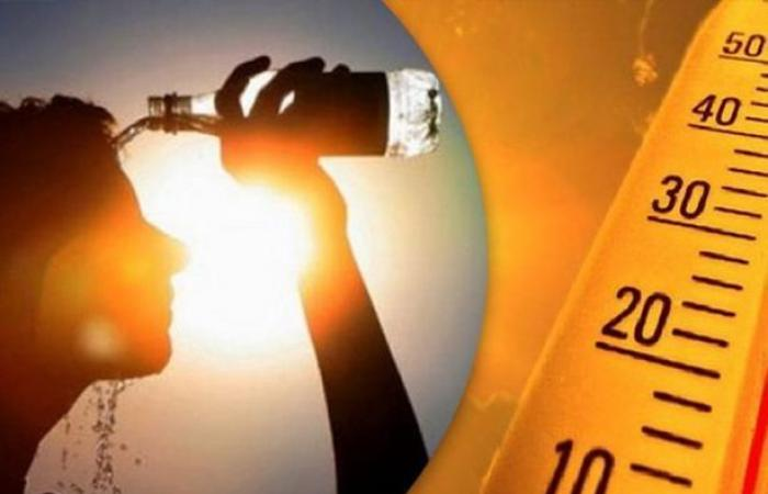 الأرصاد : طقس اليوم شديد الحرارة ..والعظمي بالقاهرة تسجل هذا الرقم