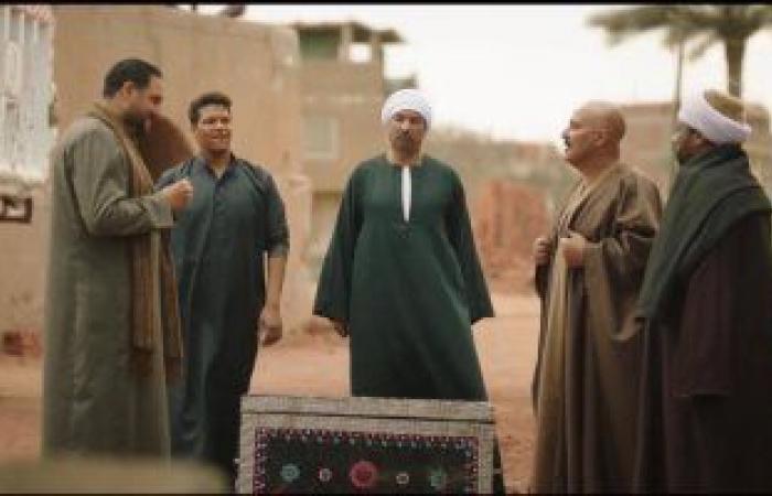 نسل الأغراب الحلقة 19.. عساف يعطى بكرى الذهب وعقد الأرض ويحصل على شامية