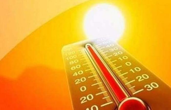 حالة الطقس ودرجات الحرارة غدا الأحد 02 -5 -2021 في مصر