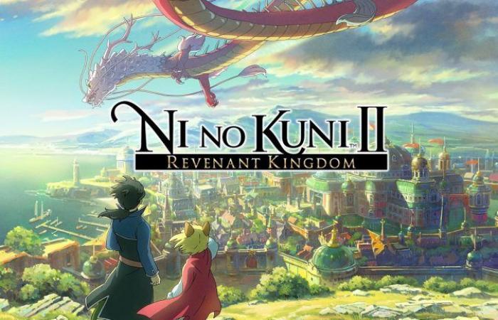 لعبة Ni no Kuni 2: Revenant Kingdom في طريقها إلى منصة Switch