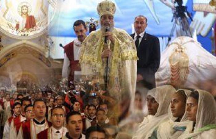 كنائس الإسكندرية تصلى قداس العيد اليوم بحضور 25% وتعتذر عن استقبال المهنئين