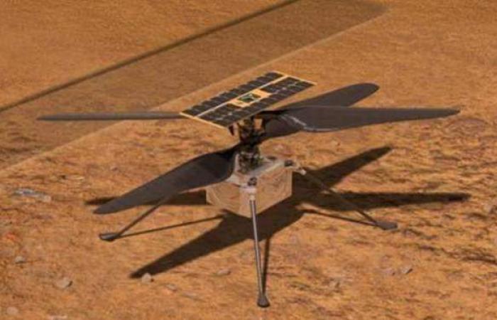 تأجيل الطلعة الرابعة لـ «إنجينيويتي» فوق المريخ
