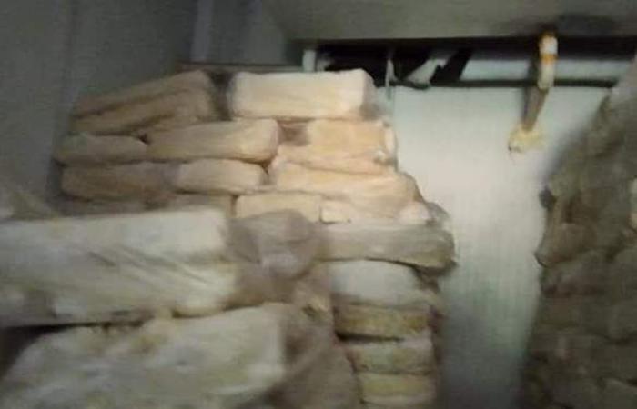 ضبط طن و300 كيلو جبنة رومي فاسدة بالمنيا