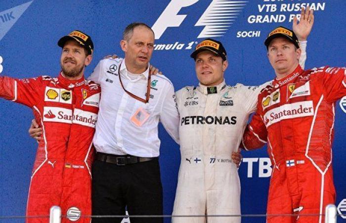 بوتاس يحتل المركز الأول في جائزة البرتغال الكبرى