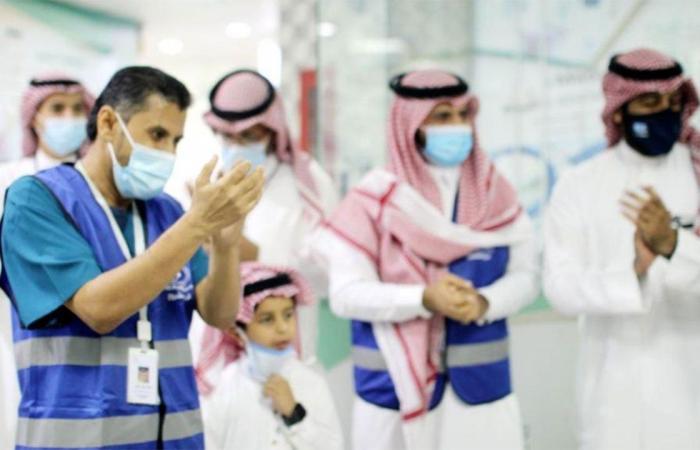 إطلاق الملف الإلكتروني الموحد «VIDA» بمستشفى بني مالك العام