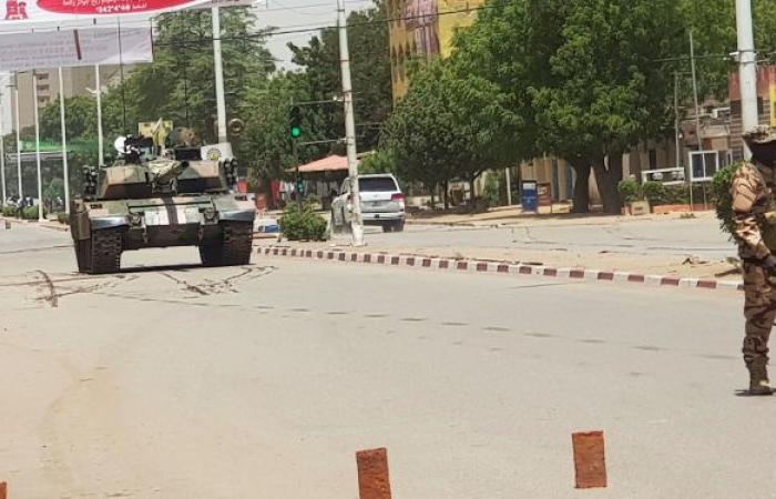 تشاد.. قوات الأمن تطلق النار على محتجين على تولى الجيش الحكم