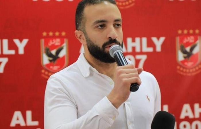 محمد سراج: ستاد الأهلي ليس مرتبطًا باستمرار مجلس الخطيب