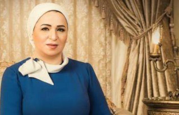 السيدة انتصار السيسى: تحية لكل عمال مصر فى كل مكان وكل موقع