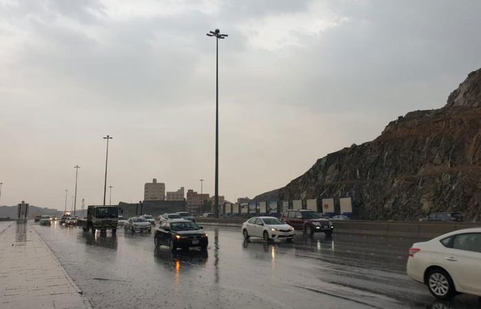 الحصيني: حالة ممطرة سريعة وخفيفة على عدة مناطق تستمر يومين