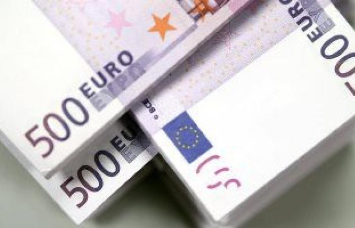 سعر اليورو اليوم السبت 1-5-2021 أمام الجنيه المصرى