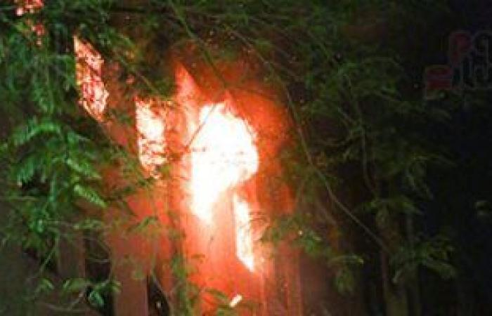 نائب محافظ الجيزة: لا وفيات فى حريق كنيسة العمرانية والإصابات معظمها حالات اختناق
