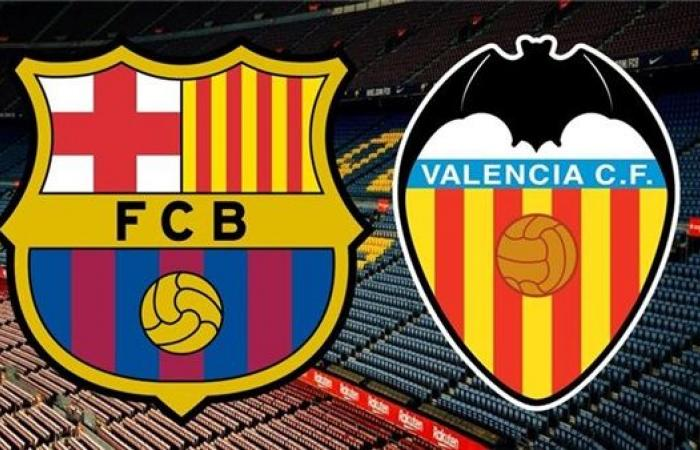 موعد برشلونة وفالنسيا في الدوري الإسباني