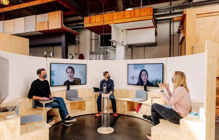 جوجل تعيد تصميم مكاتبها لعالم ما بعد الوباء