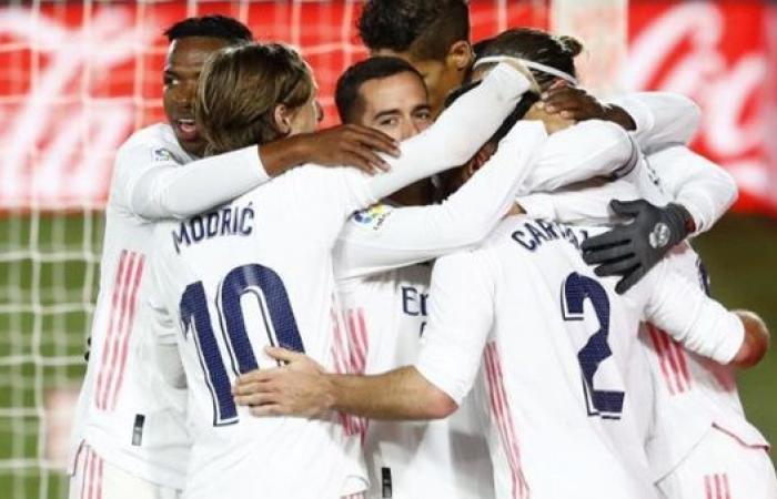 تشكيل ريال مدريد المتوقع ضد أوساسونا في الدوري الإسباني