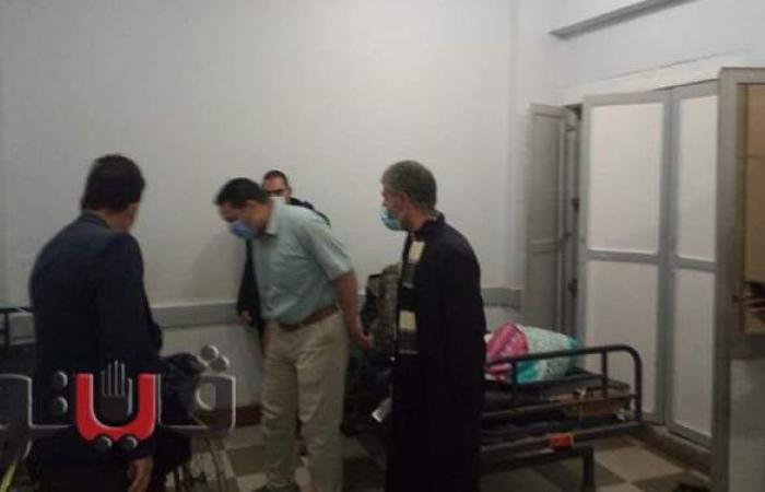 بعد أزمة الأكسجين.. وكيل صحة المنوفية يتفقد مستشفى سرس الليان | صور