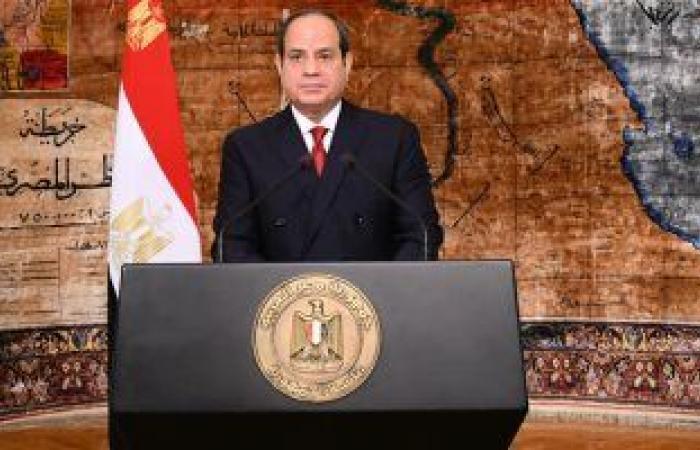 الرئيس السيسى: ما نشهده من تغيرات فى أساليب العمل وآليات الإنتاج تدفعنا للمنافسة