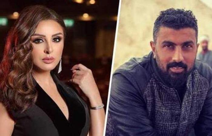 """تفاصيل خلاف أنغام ومحمد سامي بسبب تتر مسلسل """"نسل الاغراب"""""""
