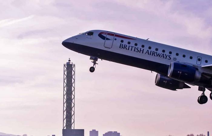 London City .. أول مطار يتحكم في الحركة الجوية عبر برج رقمي