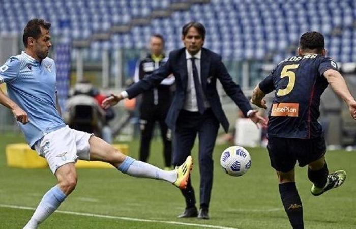 لاتسيو يحقق فوز كبير على جنوى برباعية في الدوري الإيطالي