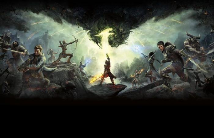نظرة جديدة للعبة Dragon Age 4