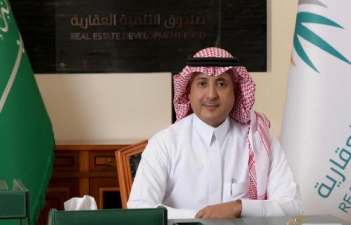 تعيين منصور بن ماضي رئيسًا تنفيذيًا لصندوق التنمية العقارية
