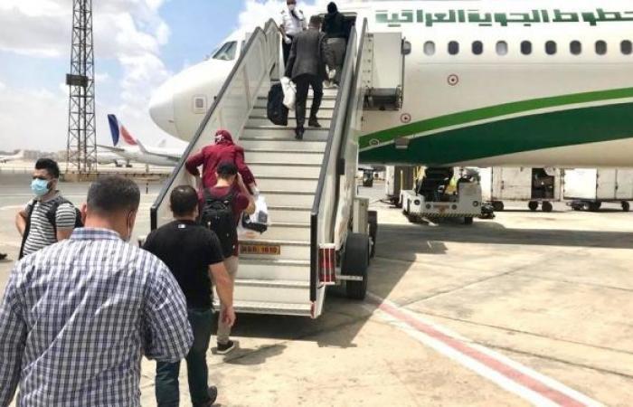 تحديد موعد أول رحلة لإجلاء العراقيين العالقين في الهند
