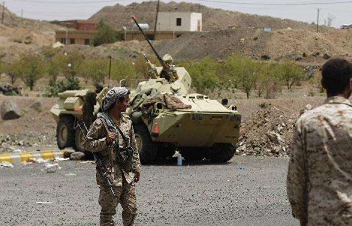 """الجيش اليمني يعلن السيطرة على مواقع مهمة في هجوم على """"أنصار الله"""" شمالي مأرب"""