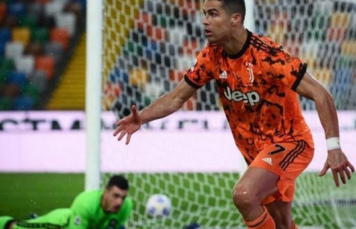 رونالدو يقود يوفنتوس إلى فوز غالي على أودينيزي في الدوري الإيطالي