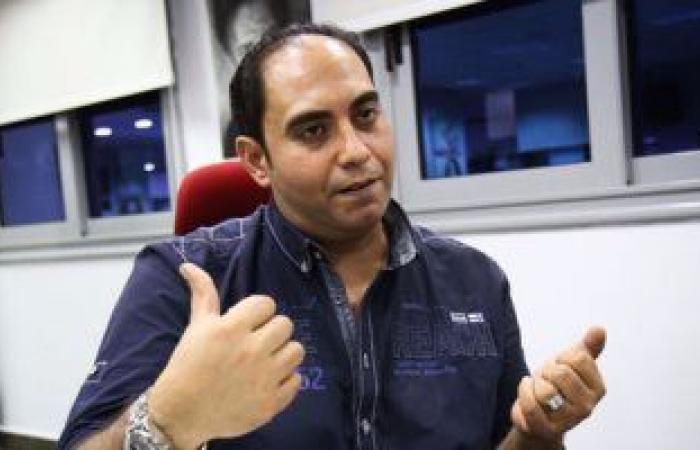 """""""تدعى لمين يا كابتن"""".. خالد لطيف: يارب أشوف نادى الزمالك فى أفضل حال"""