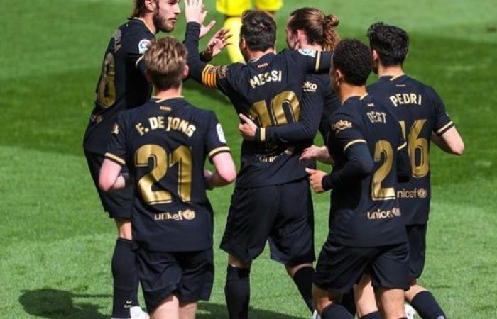 تعرف على ترتيب الدوري الإسباني قبل مباريات اليوم الأحد