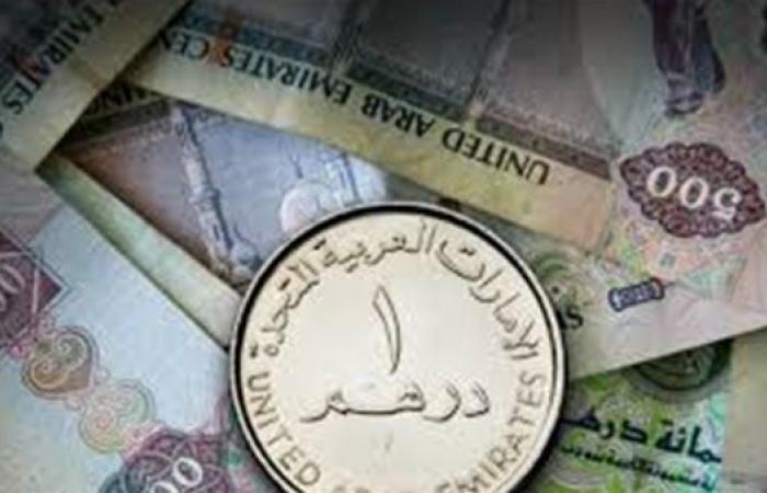 سعر الدرهم الإماراتى اليوم الأحد 2-5-2021 أمام الجنيه