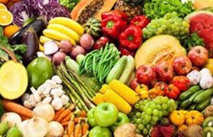 أسعار الخضراوات والفاكهة اليوم الأحد 2-5-2021 في سوق العبور