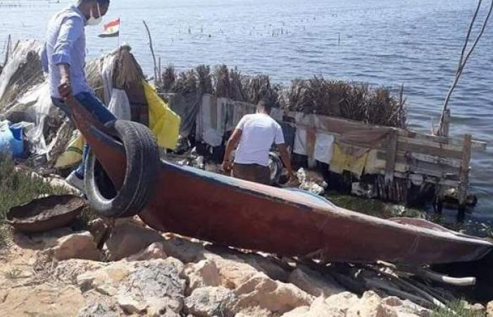 منع رحلات جماعية في بحيرة مريوط خلال شم النسيم|صور