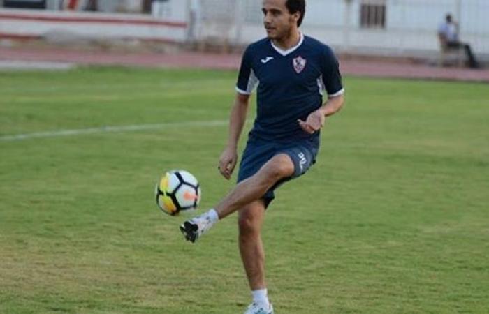 سموحة يطلب بقاء مصطفى فتحي في الموسم القادم