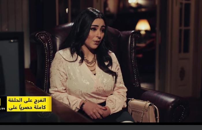 مسلسل نجيب زاهى زركش الحلقة 19.. ليالي تعيد ليحيى الفخراني خزينة زركش
