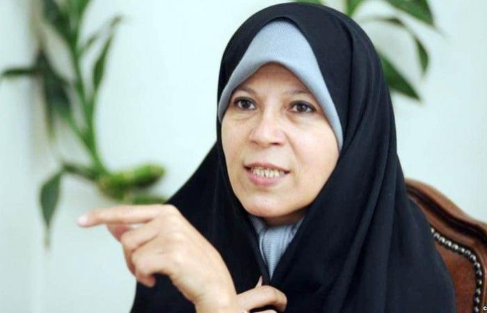 فائزة رفسنجاني: إيران بين السيئ والأسوأ.. وعلينا أن نختار