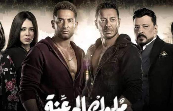 """مقتل زاهي العتال وعنتر في الحلقة 20 من مسلسل """"ملوك الجدعنة"""""""