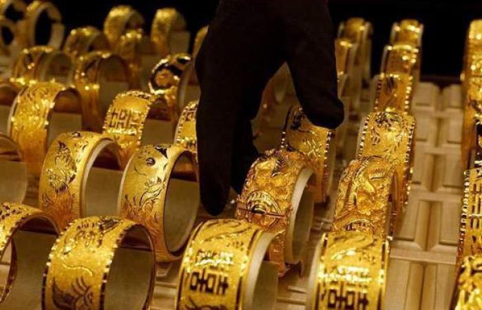 أسعار الذهب اليوم الأحد 2-5-2021