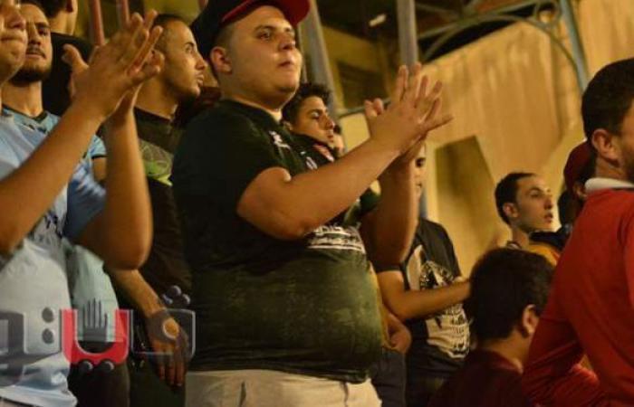جماهير المحلة تشعل مران الفريق قبل مباراة الأهلي غدا | صور