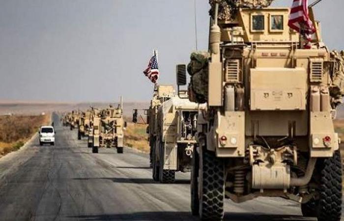 الجيش الأمريكي يعلن الهجوم على قاعدة له في أفغانستان