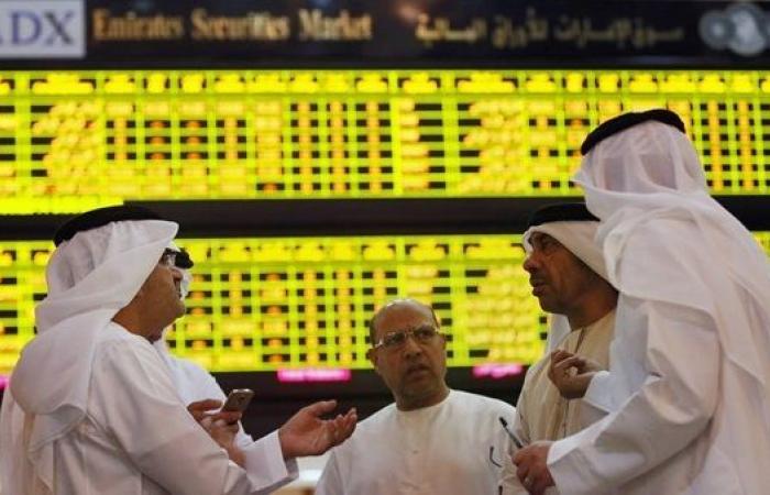 أداء إيجابي لأسواق المال الإماراتية رغم انحسار السيولة