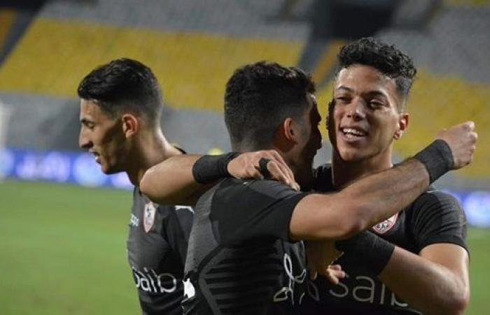 تعرف على ترتيب الدوري المصري قبل مباراة الزمالك وبيراميدز
