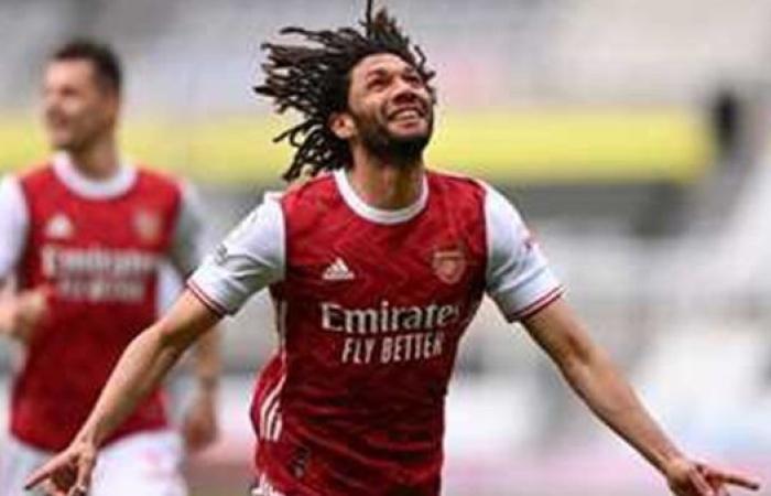 النني يسجل ويقود أرسنال للفوز على نيوكاسل 2-0 في الدوري الإنجليزي