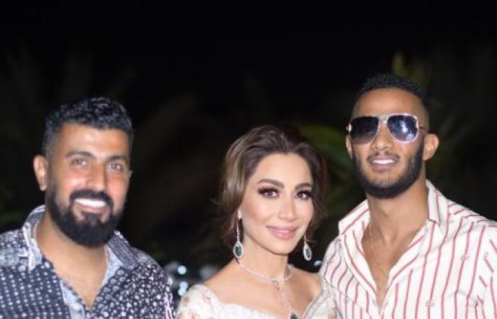 """محمد رمضان ومحمد سامى ينضمان لـ بسمة وهبة فى برنامجها """"العرافة"""""""
