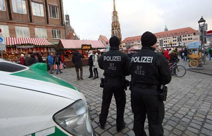 """الشرطة الألمانية: اعتقلنا 240 شخصا بعد """"أحداث غير مقبولة"""""""