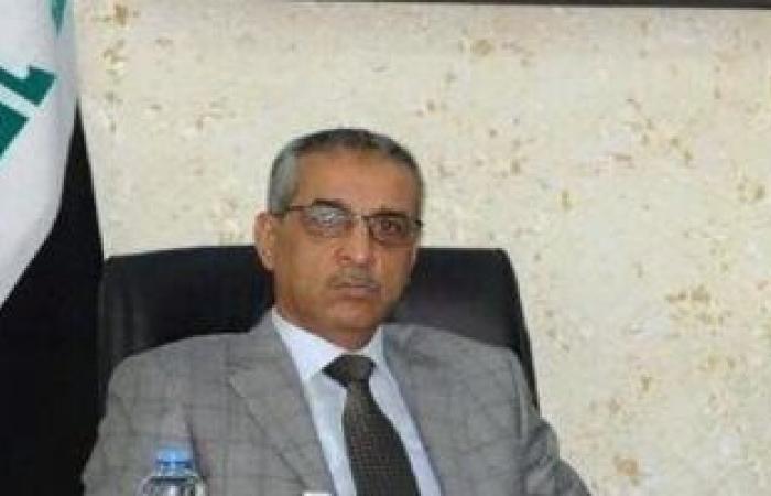رئيس مجلس القضاء العراقى يبحث مع السفير المصرى التعاون القضائى