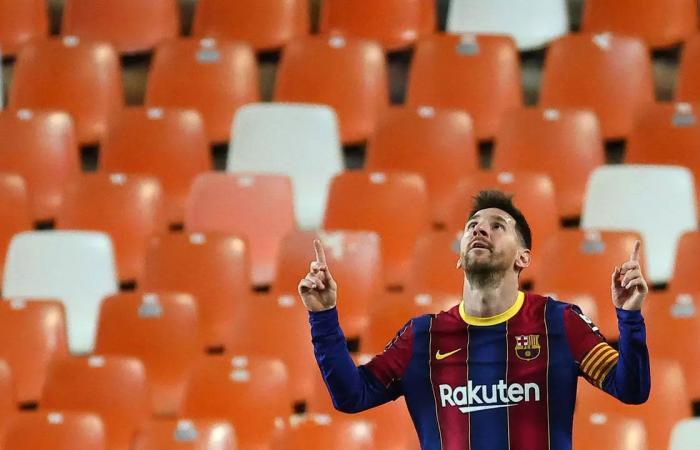 ميسي يقود برشلونة لفوز ثمين على فالنسيا ويُعزز طموحاته في الدوري الإسباني
