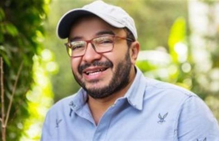 """""""الدعاء يغير الأقدار""""..حسام داغر يطالب جمهوره بالدعاء لسمير غانم وزوجته"""