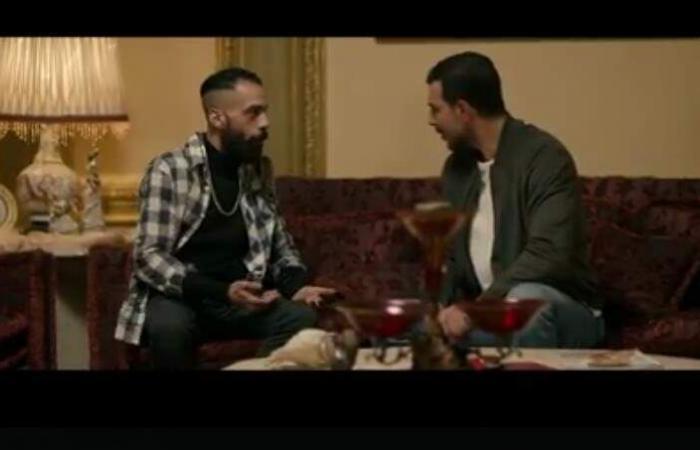 حرب أهلية .. باسل خياط يخطط لسرقة أموال يسرا